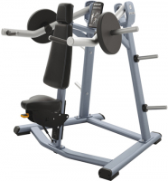 PRECOR Discovery Series Plate Loaded Line Shoulder Press 550