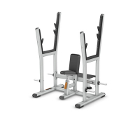 PRECOR Discovery Olympic Seated Bench DBR507