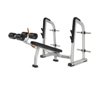 PRECOR Discovery Olympic Decline Bench DBR411