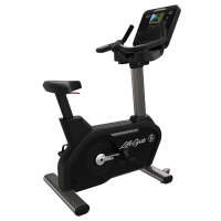 LIFE FITNESS Club+ Upright Lifecycle Bike CSLUD