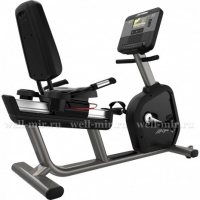 LIFE FITNESS Club+ Recumbent Lifecycle Bike CSLRD