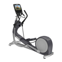 PRECOR Experience Series 880 Line Elliptical Fitness Crosstrainer™ EFX 781