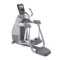 PRECOR Adaptive Motion Trainer® AMT 865 Open Stride