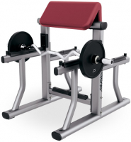LIFE FITNESS Signature Bench-Rack Arm Curl Bench SAC