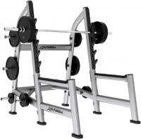 LIFE FITNESS Signature Bench-Rack Olympic Squat Rack SOSR