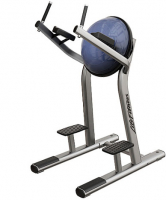 LIFE FITNESS Signature Bench-Rack Leg Raise SLR