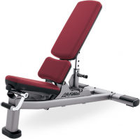 LIFE FITNESS Signature Bench-Rack Multi-Adjustable Bench SMAB