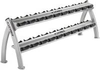 CYBEX Twin Tier Dumbbell Rack 16250