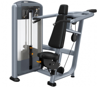 PRECOR Discovery Series Selectorised Line Shoulder Press DSL500