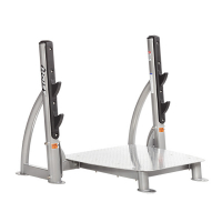HOIST Commercial Freeweight Line Deadlift Platform CF-3360