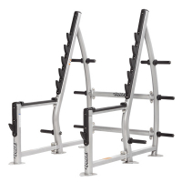 HOIST Commercial Freeweight Line Squat Rack CF-3367