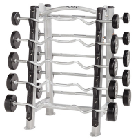HOIST Commercial Freeweight Line Bar Rack CF-3465