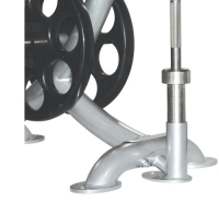 HOIST Commercial Freeweight Line Olympic Bar Holder (attachment for CF-3443) CF-OPT-02