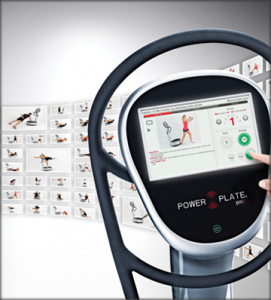Power Plate Pro7s