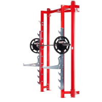 TuffStuff Fitness CT Training System Squat/Press Rack Training Module CT-8270